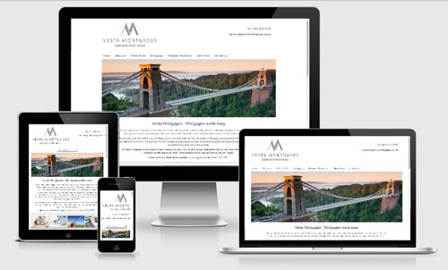 mortgage web design, using stunning images to bring your mortgage site to life