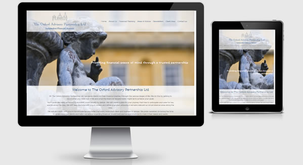 IFA Web Pro design websites for wealth management firms across the UK